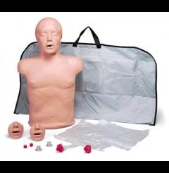 """Manequim compacto reanim. cardiopulmonar - """"Brad"""" (peças suplentes)"""