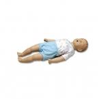 Torso p/reanim. cardiopulmonar, criança 6 a 9 meses idade