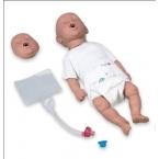 Torso p/reanim. cardiopulmonar, recém-nascido