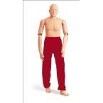 Manequim salvamento (corpo normal, 165cm, 25Kg)