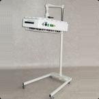 Radiador de lâmpada de calor - modelo de suporte (3 pregas)