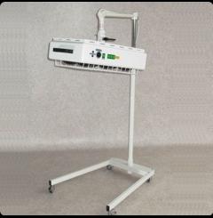 Radiador de lâmpada de calor - modelo de suporte (6 pregas)