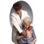 Modelo de mama geriátrica