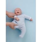 Modelo de bebé p/fisioterapia
